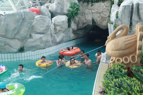 Water Park Lazy River Equipment Water Games Playground Equipment