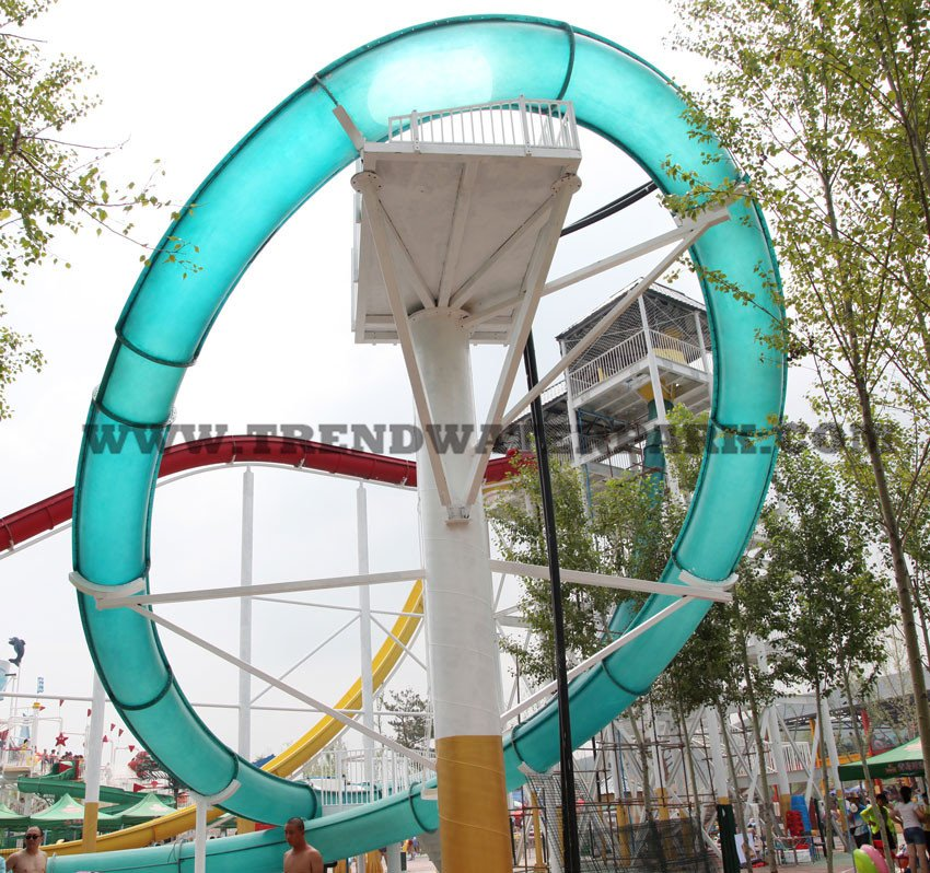 Aqua Loop Slide(HT-40)