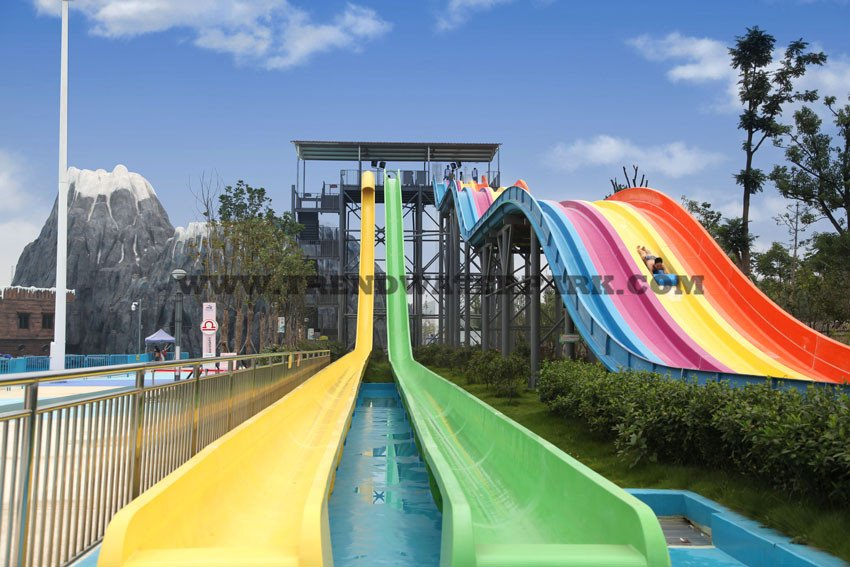High speed water slide(HT-06)