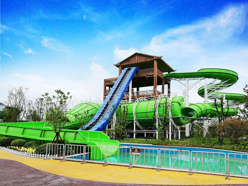 Anaconda Water Slide(HT-53)