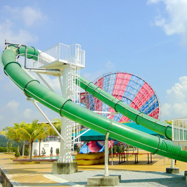 Avoid the damage caused by water amusement equipment