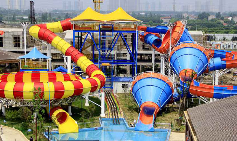 How to plan water park project?