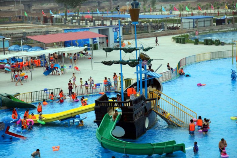 East Ape Valley Water park