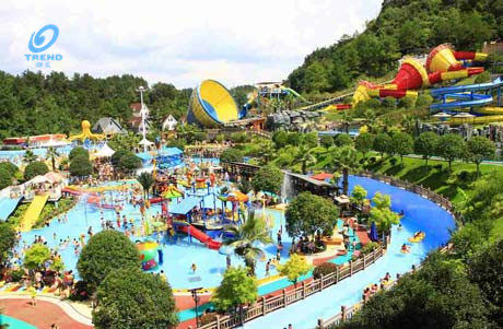 The mystery of a successful water park business